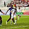 Samedi 17.9.2017 à Alger 1/4 de finale coupe de la CAF MCA-Club Africain (Tunisie) 1-0