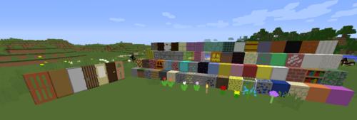 Mon pack de textures Minecraft