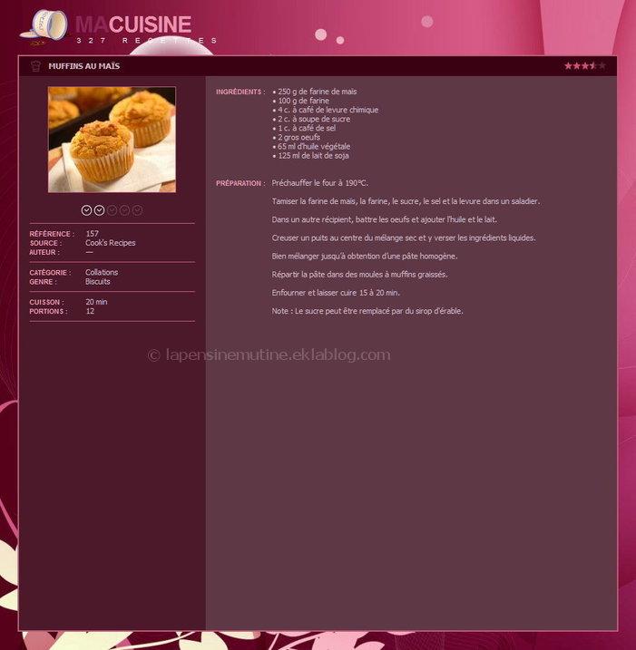 ca8a562b13dd Ant Movie Catalog (7)   Gestion d une collection de recettes de ...