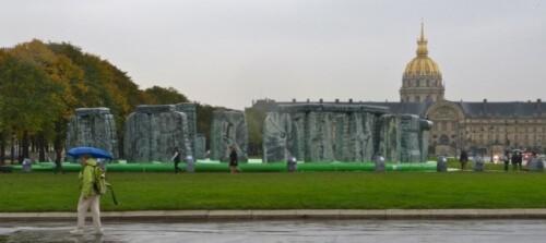 Fiac Invalides Deller sacrilege Stonehenge 50057