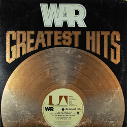 War - Greatest Hits - Complete LP