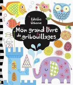 Gribouillages & coloriages USBORNE