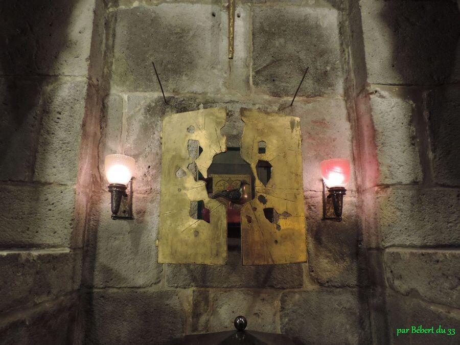 Orcival dans le Puy de Dôme