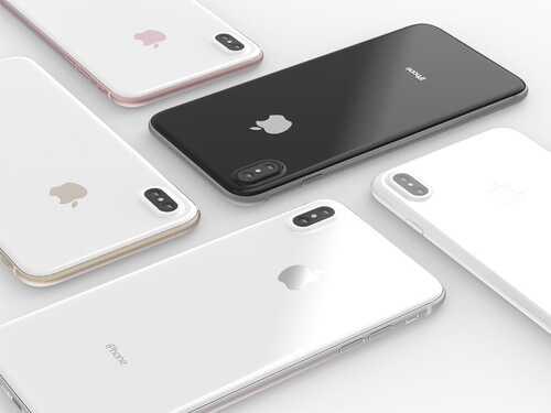 Nouvelle vidéo de l'iPhone X