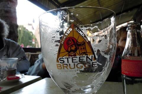 Bière à Brugge