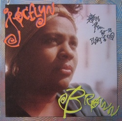 Jocelyn Brown - One From The Heart - Complete LP