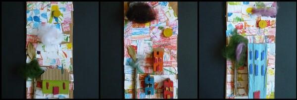 CLSH / ALSH Ateliers Récup'Art 3/6 ans Arts Plastiques Lille Bois-Blancs