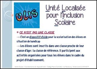 image présentation ULIS1
