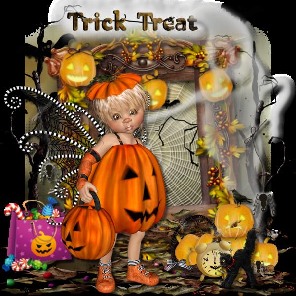 défi hallowen