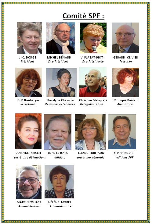 Le Comité de la SPF