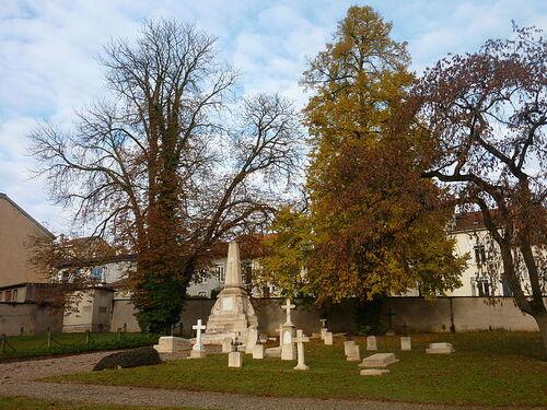 Nancy : le cimetière de Préville