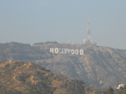 Jour 5 - Hollywood