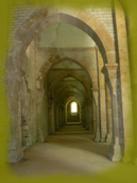 Un clic pour visiter l'abbaye