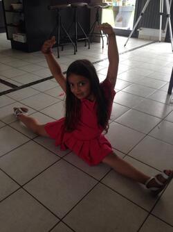 Hanna   ma petite fille