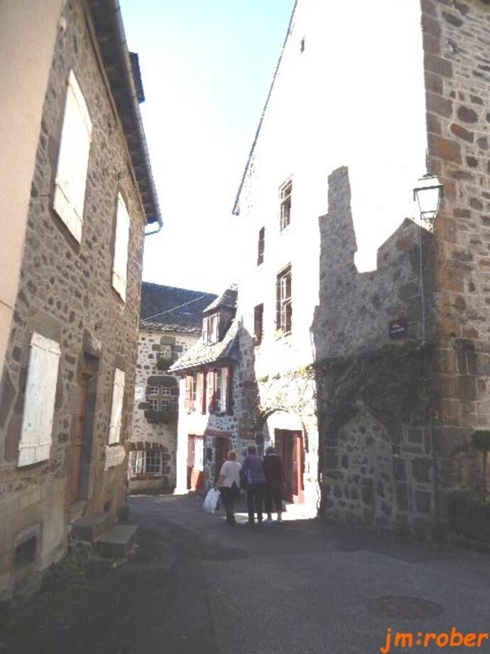 Voyage en Xaintrie Blanche- Cantal et Xaintrie Noire 3/6