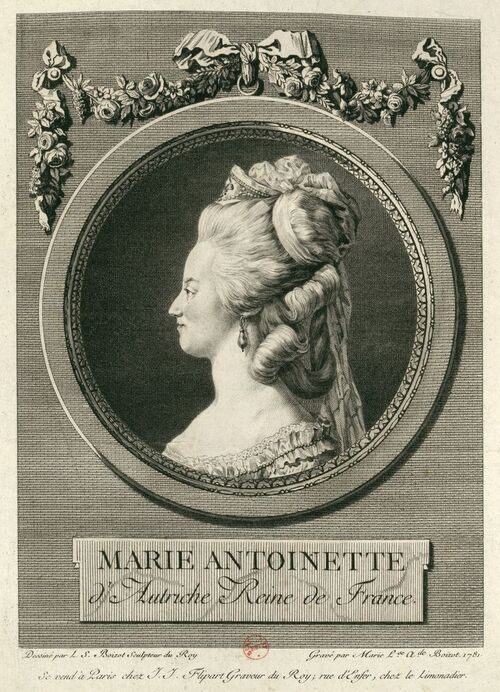 16 Octobre 1793, Assassinat de Marie-Antoinette