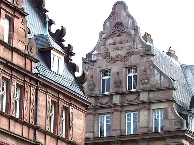 Les frontons de Metz 36 Marc de Metz 2012