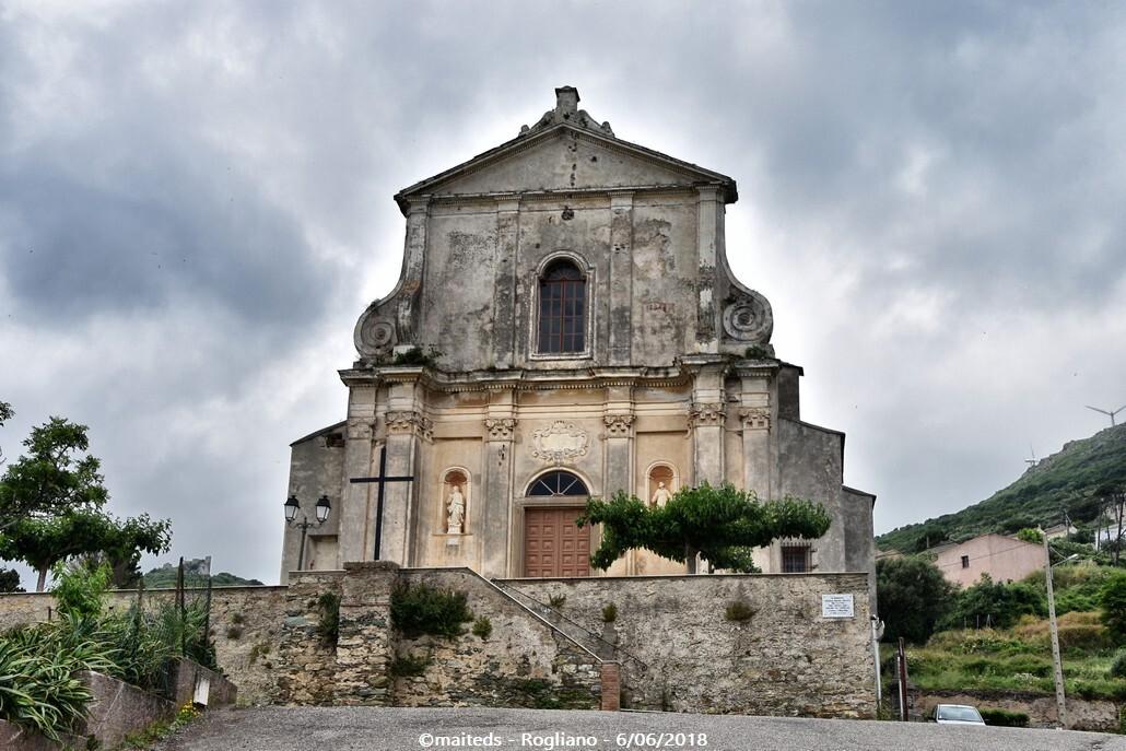 Eglise Sant'Agnellu - Rogliano - Haute-Corse