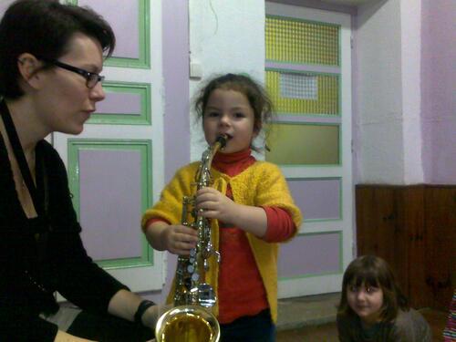 Suite de la musique...