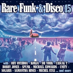 V.A. - Rare Funk & Disco - Vol.15 - Complete CD