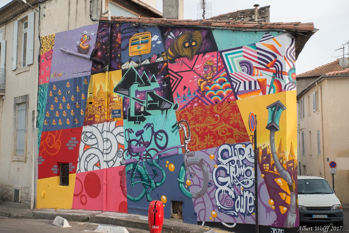 Occitanie 2017 : La peinture prend l'air - part 3