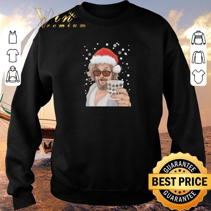 Nice Dude The Big Lebowski Christmas shirt