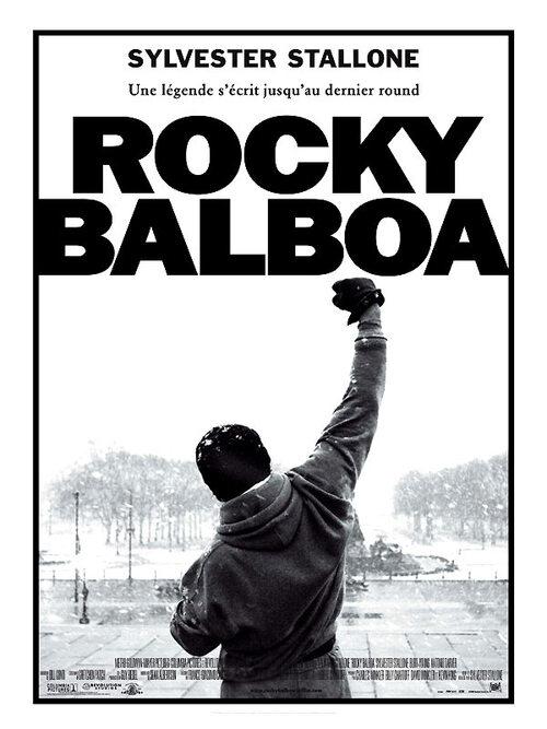 ROCKY BALBOA - BOX OFFICE SYLVESTER STALLONE 2007