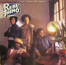 The Real Thing - Step Into Our World - Complete LP