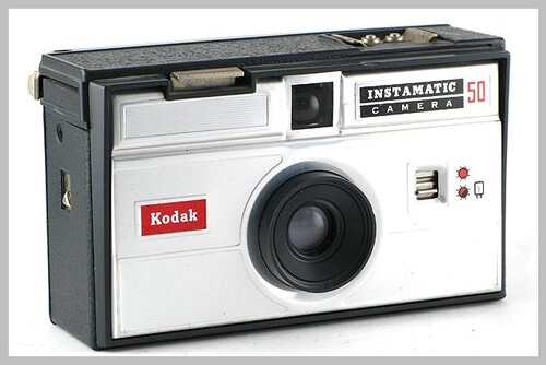 Appareil photo Instamatic Kodak