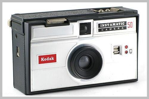 Appareil photo Instamatic Kodak