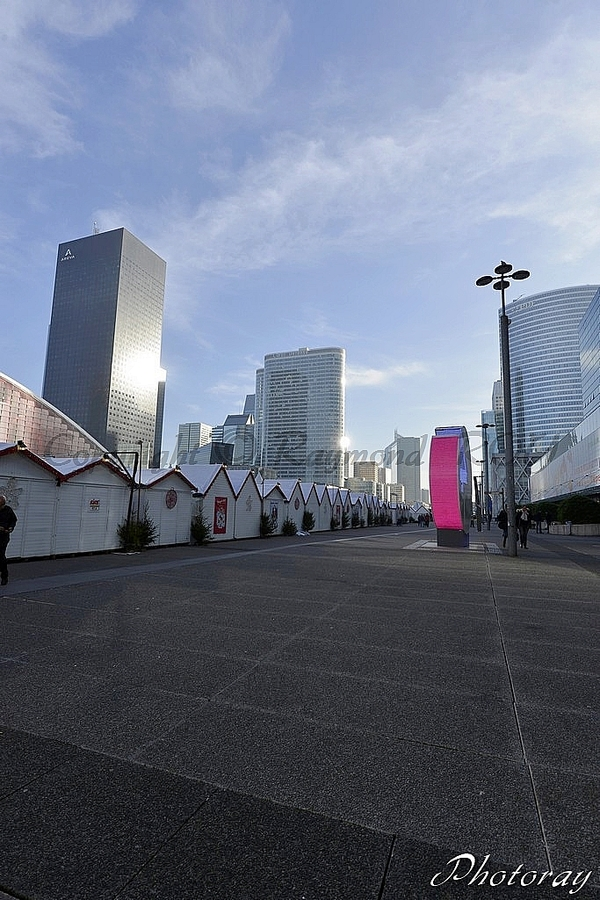Paris - Paris -  Île de France - LA DEFENSE