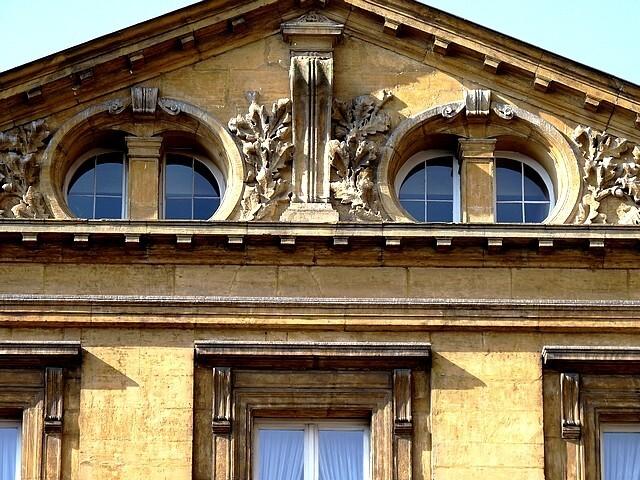 Les frontons de Metz 86 Marc de Metz 2012
