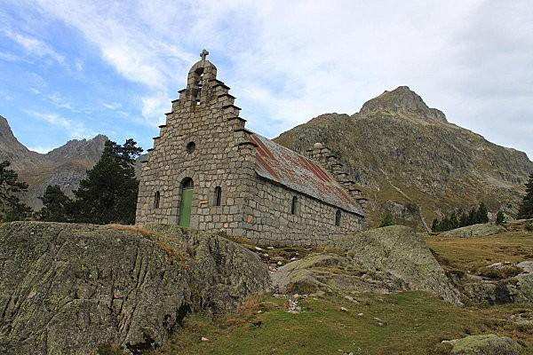 la chapelle du marcadau 1