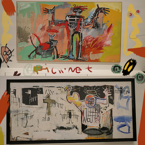 COURONNÉPINE : BASQUIAT FOREVER - 2