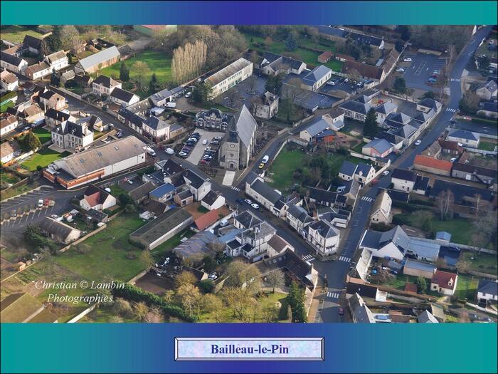 Trois autres villages d'Eure-et-Loir (II)...