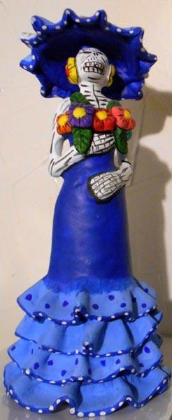 Statuette mexicaine
