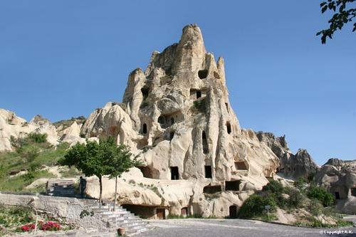 Les églises rupestres de la vallée de Göreme