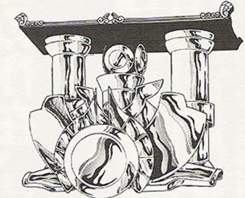 VII - Armure de l'Autel (Ara Cloth)