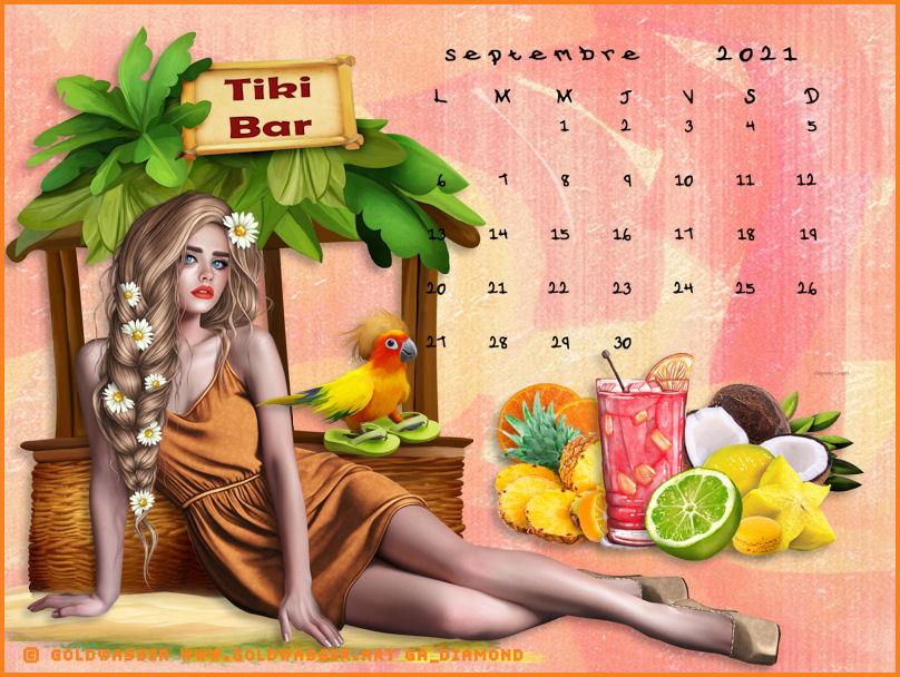 Défi calendrier chez Odysseygraph