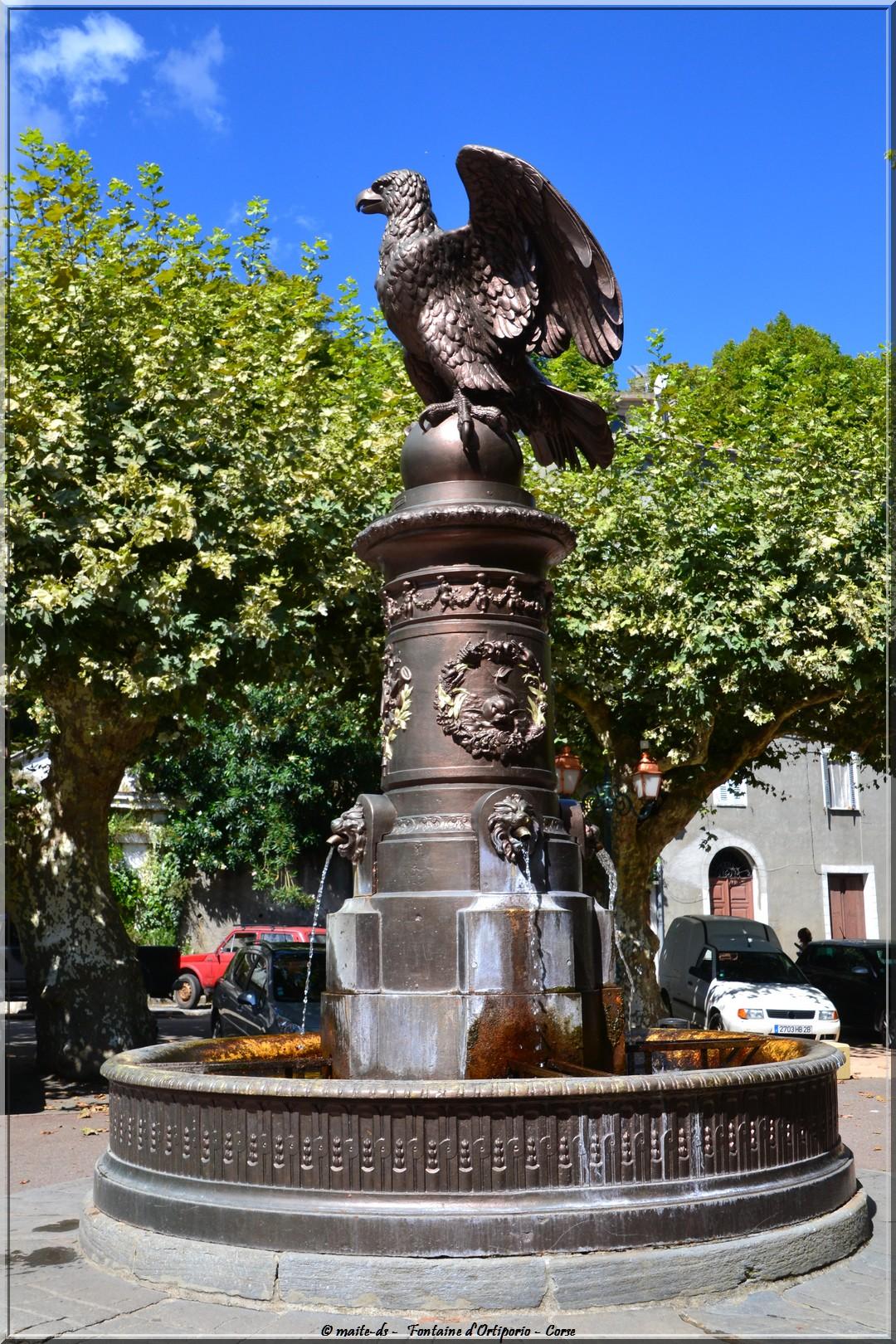 Fontaine de Vescovato - Corse