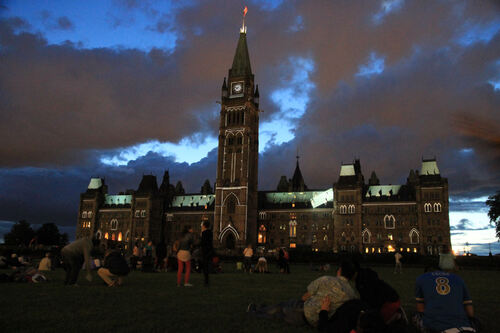 Ottawa capitale fédérale
