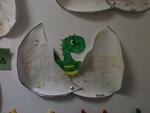 L'oeuf de dinosaure !