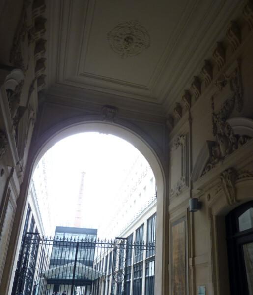 32 - Faubourg Saint-Antoine - Cour des Bourguignons intéri