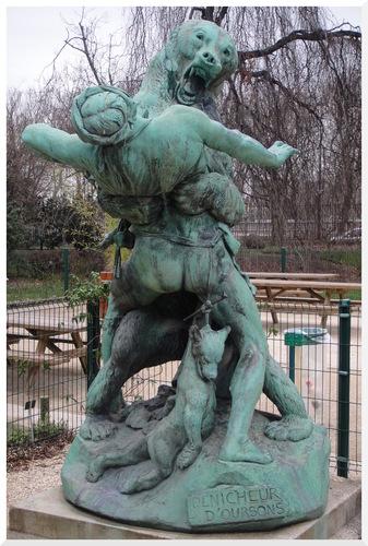 Paris. Le dénicheur d'Ourson