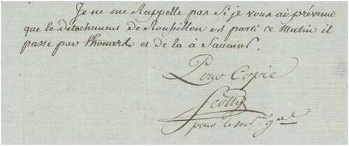 1792, vu depuis le Maine-et-Loire (14° partie)....