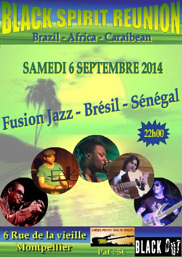 BLACK SPIRIT REUNION [6 Septembre 2014]