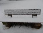 La neige revenue...!!!