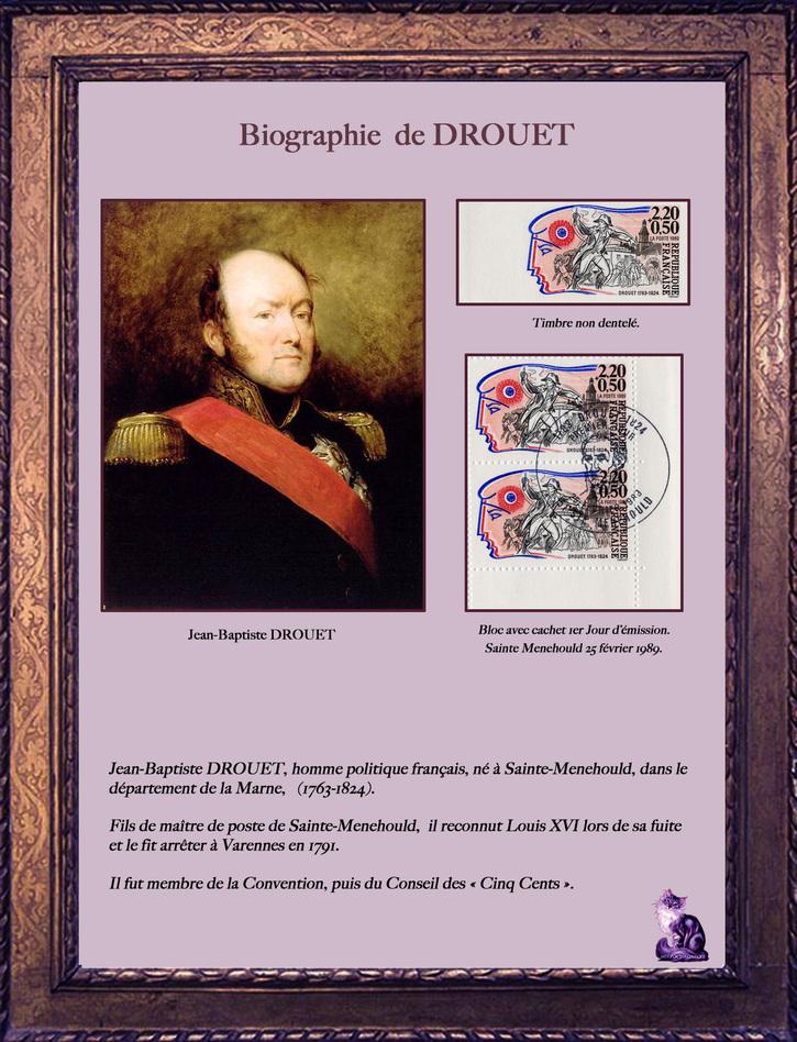 Philatélie: Bicentenaire de la Révolution française de Philipe - Partie 4