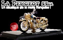 La Peugeot 55GL - Hors-série