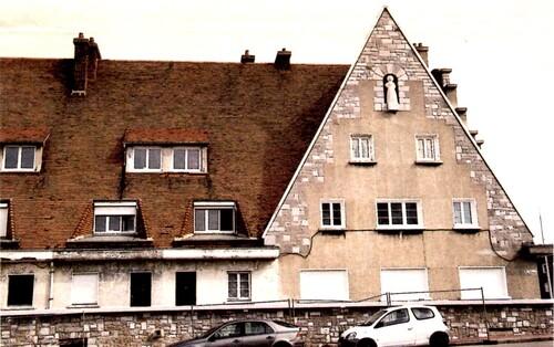 L'immeuble de la Matelote
